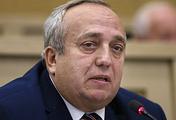 Russian Federation Council member Frants Klintsevich