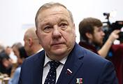 Russian State Duma Defense Committee Chairman Vladimir Shamanov