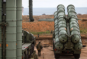 S-400 air defense missile complex