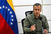 Venezuelan Minister of Industries and National Production Tarek El Aissami