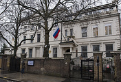 Russia's embassy in London