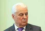 Former Ukrainian President Leonid Kravchuk