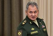 Russian Defense Minister Sergey Shoigu