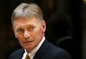 Kremlin spokesperson Dmitry Peskov