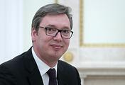 Serbian President Aleksander Vucic