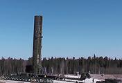 RS-28 Sarmat ballistic missile