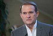 Ukrainian politician Viktor Medvedchuk