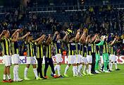 Fenerbahce FC's footballers