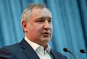 Roscosmos head Dmitry Rogozin