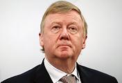Anatoly Chubais, head of the Rosnano company