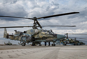 Ka-52 helicopters