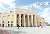 Центральный стадион г. Екатеринбург