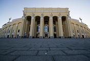 Входная группа Центрального стадиона в Екатеринбурге