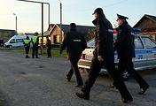 На месте убийства полицейского и его семьи в селе Ивашевка