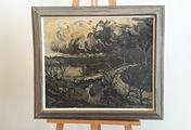 "Картина графа Бобринского ""После бури"""