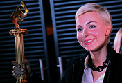 """Елизавета Голикова на церемонии вручения """"Премии рунета - 2014"""""""