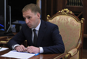 Губернатор Амурской области Александр Козлов