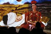 """Картина Фриды Кало """"Дерево надежды"""""""