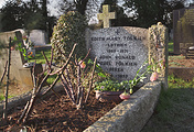 Могила Джона Р. Р. Толкина и его жены