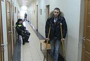 Инспектор городского полка ДПС Артем Паздников