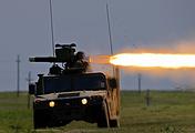 Американский противотанковый ракетный комплекс TOW