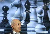 Президент Международного школьного шахматного союза Александр Костырев