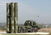 Ракетный комплекс С-400 в Сирии