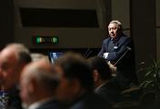Президент Российской академии наук Владимир Фортов на общем собрании членов РАН
