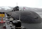 """Атомная подводная лодка """"Орел"""""""