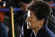 Бывший президент Южной Кореи Пак Кын Хе