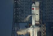 """Первый космический грузовик """"Тяньчжоу-1"""""""