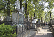 Лазаревское кладбище, Санкт-Петербург