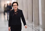 Бывшая премьер-министр Польши Ева Копач