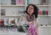 """Александра Маринина на книжном фестивале """"Красная площадь"""""""