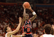 Майкл Джордан на Олимпийских играх 1984 года