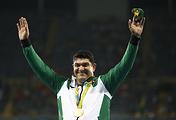 Президент Федерации легкой атлетики Таджикистана Дильшод Назаров