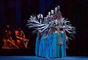 """Сцена из спектакля """"Катя и принц Сиама"""" Екатеринбургского театра оперы и балета"""