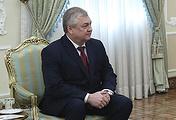 Глава делегации РФ на встрече в Астане по Сирии Александр Лаврентьев