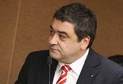 Кандидат в президенты на выборах 2008 года Андрей Богданов