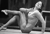 Людмила Турищева на чемпионате Европы 1974 года