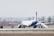 """Airbus A320 """"Уральских авиалиний"""""""