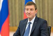 Вице-спикер Совета Федерации Андрей Турчак