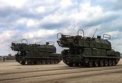 """Зенитные ракетные комплексы """"Тор-М2"""""""