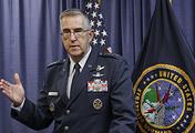 Глава Стратегического командования ВС США генерал Джон Хайтен