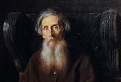 Василий Перов. Портрет Владимира Ивановича Даля, 1872 год