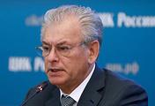 Заместитель главы Центральной избирательной комиссии РФ Николай Булаев
