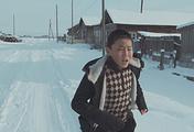 """Кадр из фильма """"Костер на ветру"""""""