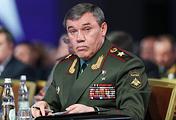 Начальник Генштаба ВС РФ Валерий Герасимов