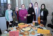 Благотворительная ярмарка студентов Чеченского государственного университета