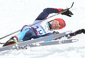 Елена Ремизова на XI Паралимпийских зимних играх, 2014 год